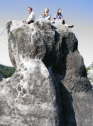 Celodenní kurz horolezení na pískovcových skalách