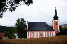 Skupinová prohlídka unikátní skupiny barokních kostelů I.