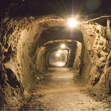 Hitlerovo podzemní město Osówka - historická