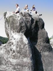 Svět z Křížového vrchu