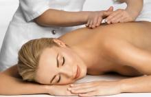 Regenerace při klasické masáži